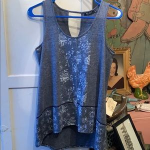 Max Jeans tank top. Size S